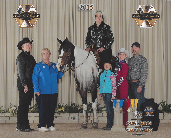 Congress World Show, Western Riding Lessons