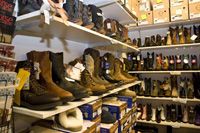 Boots, Hats, Western Clothing
